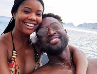 Hide The Bulge: Gabrielle Union Has To Tell Dwyane Wade When His Pants Are Too Tight