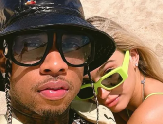 Tyga Turns Himself In To Police After Being Accused Of Domestic Violence