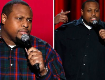 Comedian/Actor Ricarlo Flanagan Has Died At Just 41-Years-Old After Getting COVID-19