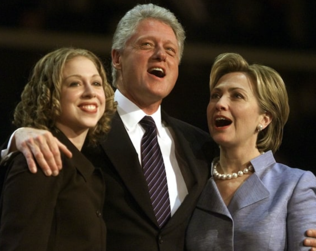 Former President Bill Clinton Hospitalized In California For Bloodstream Infection