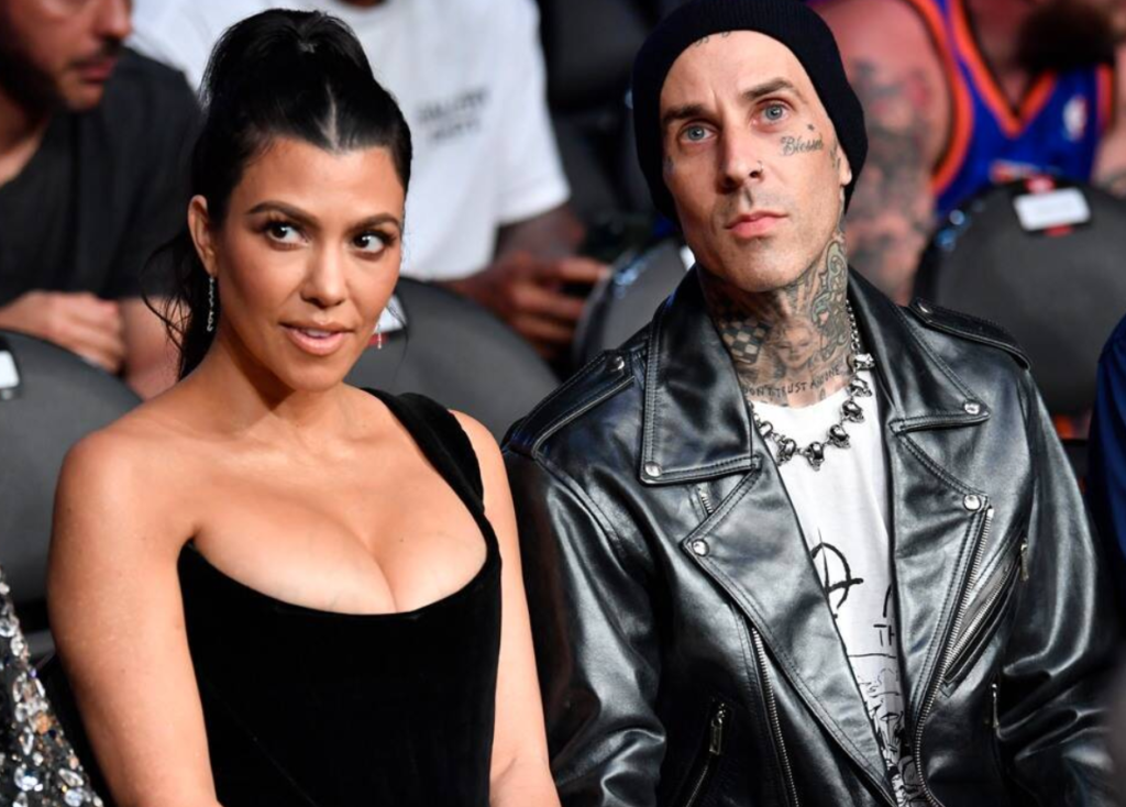 Kourtney Kardashian and Travis Barker Are Engaged, Check Out The Giant Rock Inside!