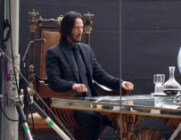 Good Guy Keanu Reeves Strikes Again, Gifts Entire 'John Wick' Stunt Crew With Fancy Rolex Watches
