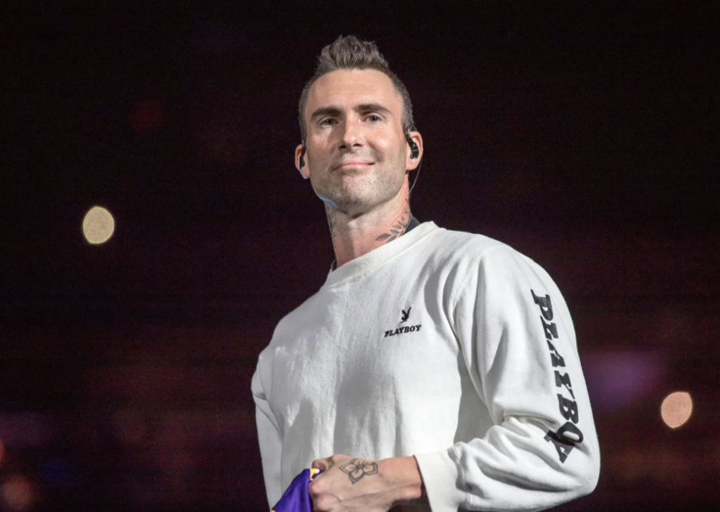 Adam Levine Responds To His Fans After They Criticized Him For Shaking Off Fan Onstage
